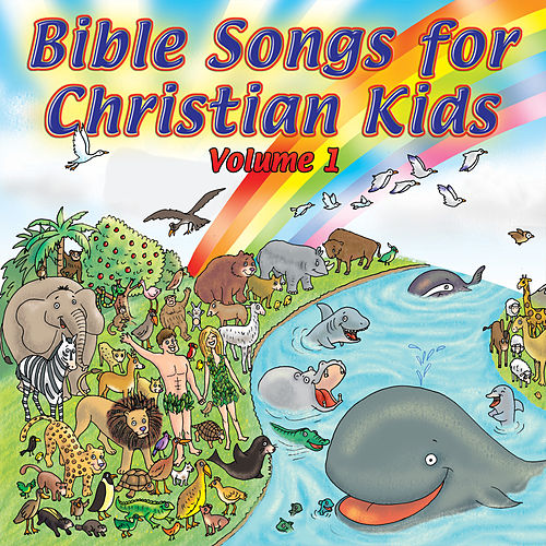 Bible Songs for Christian Kids Vol. 1 by Db Harris