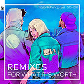 For What It's Worth (Remixes) by Tiggi Hawke