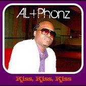 Kiss Kiss Kiss by AL+Phonz