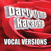 Party Tyme Karaoke - Adult Contemporary 4 (Vocal Versions) van Party Tyme Karaoke