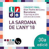 La Sardana de L'Any 2018 (Directe) by Varis Artistes