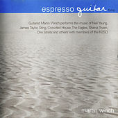 Espresso Guitar Two de Martin Winch