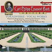 C.P.E. Bach: Vocal Works von Various Artists