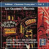Edition Chanson française, Vol. 2: Les grandes vedettes (Remastered 2020) by Various Artists
