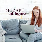 Mozart at Home de Various Artists