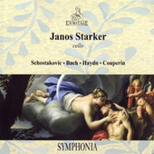 Cello by Janos Starker