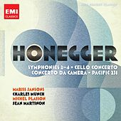 20th Century Classics: Honegger by Various Artists