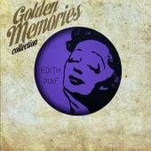 Golden memories collection de Édith Piaf