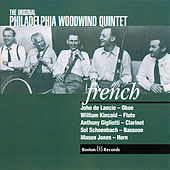 French by Philadelphia Woodwind Quintet