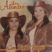 Con Estilo Propio by Las Alondras