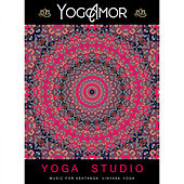 Yoga Studio - Music for Ashtanga Vinyasa Yoga by YogAmor Yoga Music