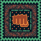 Brown Fist Emoji by Artson