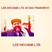Les Mccann Ltd. In San Francisco de Les McCann