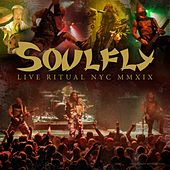 Live Ritual NYC MMXIX von Soulfly