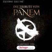Die Tribute von Panem. Flammender Zorn (Ungekürzte Lesung) von Suzanne Collins