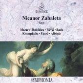 My Harp by Nicanor Zabaleta