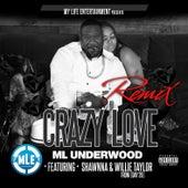 Crazy Love (Remix) [feat. Willie Taylor & Shawnna] by ML Underwood