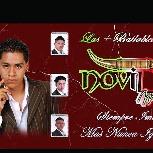 Las Mas Bailables by Novillos Musical