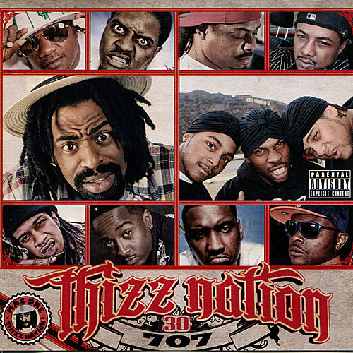 Thizz Nation 30 - 707 by Various Artists
