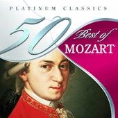 50 Best of Mozart (Platinum Classics) by Various Artists