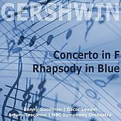 Gershwin: Piano Concerto in F & Rhapsody in Blue by Various Artists