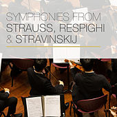Symphonies from Strauss, Respighi & Stravinskij by Boston Symphony Orchestra