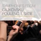 Symphonies from Čajkovskij, Poulenc & Satie de Philharmonia Orchestra