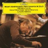 Mozart: Piano Concertos Nos. 20 & 21 von Friedrich Gulda