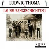 Lausbubengeschichten 1 (Gretchen Vollbeck, Meine erste Liebe, Der Meineid, Onkel Franz, Der Kindlein.) von Friedrich Frieden