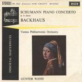 Schumann: Piano Concerto by Wilhelm Backhaus