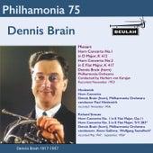 Philharmonia 75 - Dennis Brain de Dennis Brain