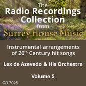 Lex DeAzevedo & His Orchestra, Volume Five by Lex De Azevedo