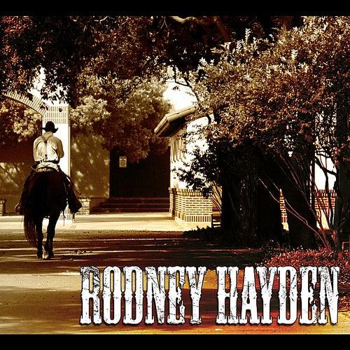 Rodney Hayden by Rodney Hayden