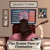 Flat Screen View of Damnation by James Carr