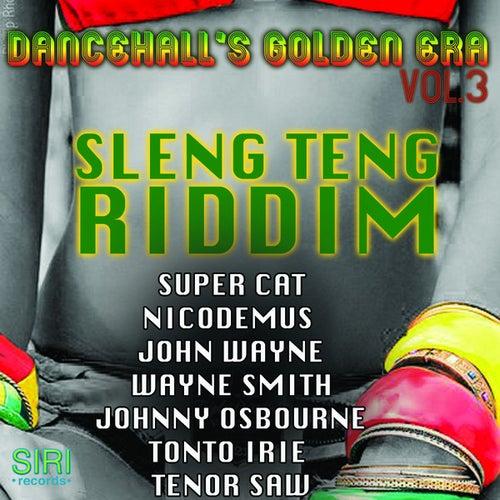 Dancehall's Golden Era Vol.3 - Sleng Teng Riddim by Various Artists