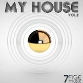 My House, Vol. 2 von Various Artists