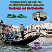 Travelling around the world with the great orchestras of light music Vol. 3 : Mantovani