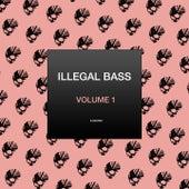 Illegal Bass (Vol. 1) by Hervé, Ryuken, Nina Wilde, Tengu, KSO