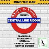 Central Line Riddim de Santana, CHARDEL RHODEN, Richie Davis, George Dekker