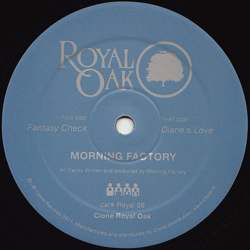 Fantasy Check by Morning Factory