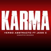 Karma de Verso Abstracto