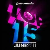 Armada Top 15 - June 2011 de Various Artists