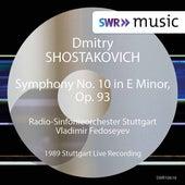 Shostakovich: Symphony No. 10 in E Minor, Op. 93 (1989 Live Recording) von Stuttgart Radio Symphony Orchestra