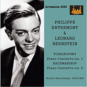 Tchaikovsky: Piano Concerto No. 1 in B-Flat Minor - Rachmaninoff: Piano Concerto No. 2 in C Minor (Recorded 1960-1961) by Phillipe Entremont