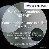 Mozart: Double Piano Concerto No. 10 in E-Flat Major, K. 365 (Recorded 1964) de Jörg Demus