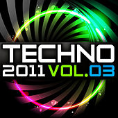 Techno 2011, Vol. 3 von Various Artists