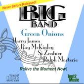 Green Onions - The Famous Big Bands Series de Various Artists