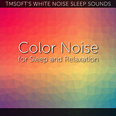 White Noise, Brown Noise, and Colored Noise for Sleep and Relaxation de Tmsoft's White Noise Sleep Sounds
