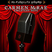 Greatest Hits by Carmen McRae