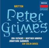 Britten: Peter Grimes by Various Artists
